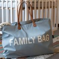 Torba Family bag szara Childhome