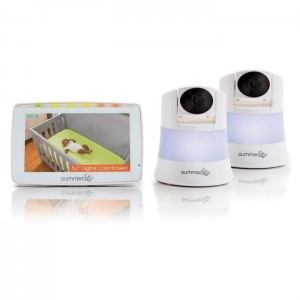 Niania cyfrowa Video Wide View 2.0 DUO Summer Infant