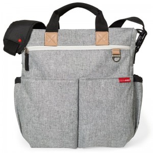 Torba do wózka duo signature grey melange Skip Hop