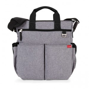 Torba do wózka Duo Signature Heather Grey Skip Hop
