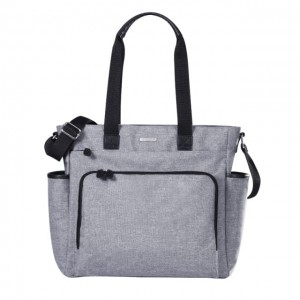 Torba do wózka City grey melange Joissy