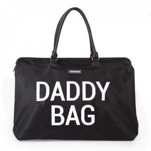 Torba Daddy Bag czarna Childhome
