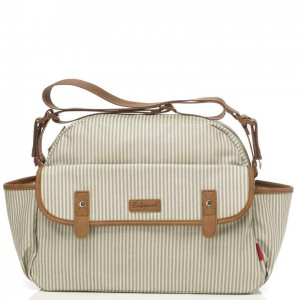 Torba do wózka Molly Stripe Grey Babymel