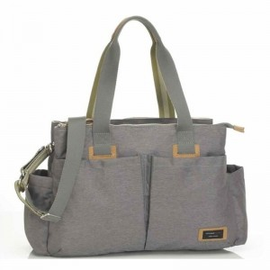 Torba do wózka Travel  Shoulder Bag Grey Storksak