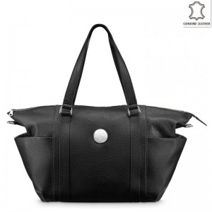 Torba IDA Mom black Maylily