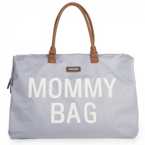 Torba Mommy bag szara Childhome