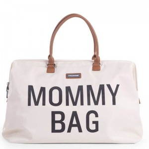 Torba Mommy Bag kremowa Childhome