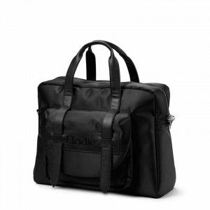 Torba dla mamy Signature Edition Brilliant Black Elodie Details