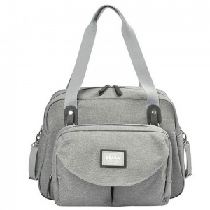 Torba dla mamy Geneva 2 heather grey Beaba