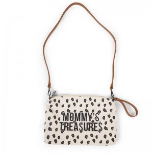 Torebka Mommy's Treasures leopard Childhome