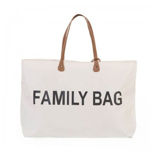Torba Family bag kremowa Childhome