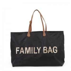Torba Family bag czarna Childhome