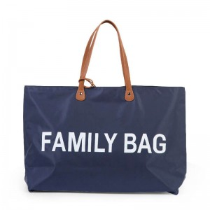 Torba Family bag granatowa Childhome