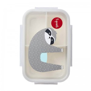 Lunchbox Bento leniwiec 3 Sprouts