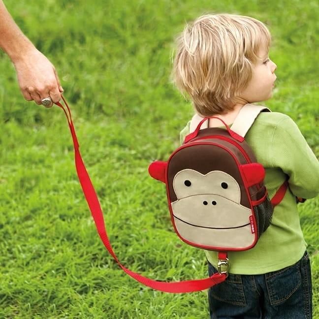 dfca31dc3c183 Plecak Zoo Baby małpka Skip Hop - BabyMama.pl